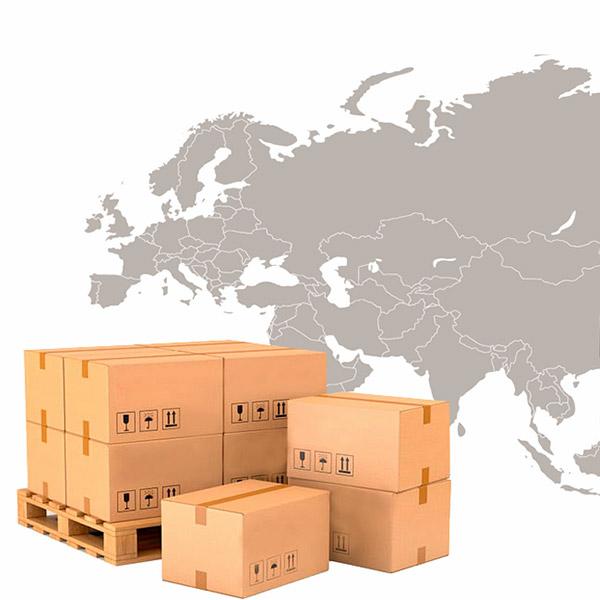 География грузов